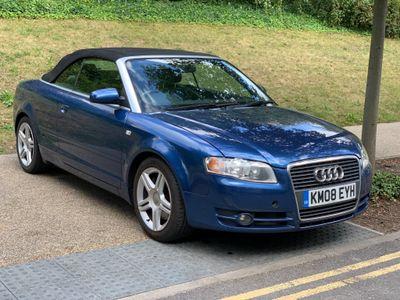 Audi A4 Saloon 2.0 TFSI CVT 4dr