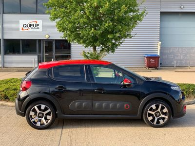 CITROEN C3 Hatchback 1.2 PureTech Flair Nav Edition 5dr