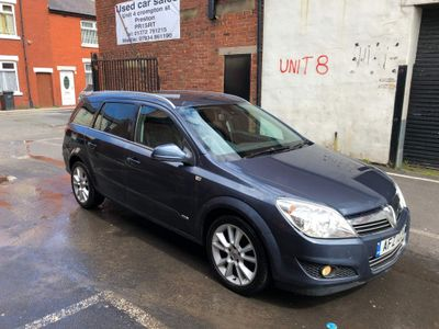 Vauxhall Astra Estate 1.9 CDTi 16v Design 5dr