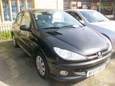 Peugeot 206 Hatchback 1.4 Look 5dr