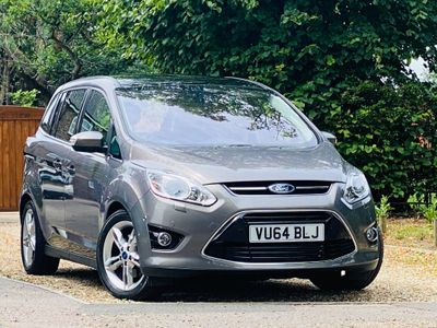 Ford Grand C-Max MPV 2.0 TDCi Titanium X Powershift 5dr