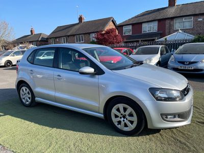 Volkswagen Polo Hatchback 1.2 TDI BlueMotion Tech 5dr