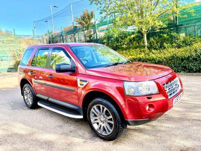 Land Rover Freelander 2 SUV 2.2 TD4 HSE 4WD 5dr