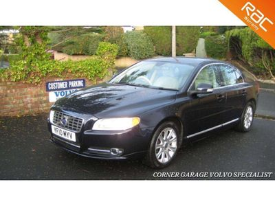 Volvo S80 Saloon 2.0 D3 SE Geartronic 4dr