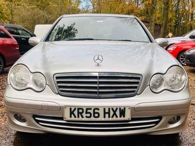Mercedes-Benz C Class Saloon 1.8 C180 Kompressor Classic SE 4dr