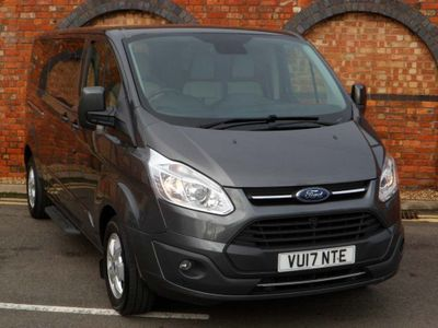Ford Tourneo Custom Other 2.0 TDCi 310 Titanium Shuttle Bus L2 5dr (9 Seats)