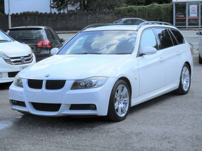 BMW 3 SERIES Estate 320i M SPORT AUTO