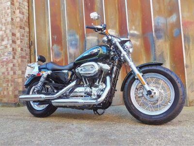 Harley-Davidson Sportster Custom Cruiser 1200 XL Sportster Custom Cruiser