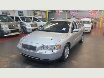 Volvo V70 Estate 2.4 Automatic Low mileage Leather