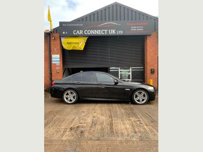 BMW 5 Series Saloon 3.0 530d M Sport 4dr