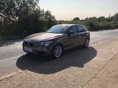 BMW 1 Series Hatchback 1.6 116d EfficientDynamics Sports Hatch (s/s) 5dr