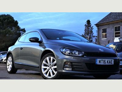 Volkswagen Scirocco Coupe 1.4 TSI BlueMotion Tech Hatchback 3dr