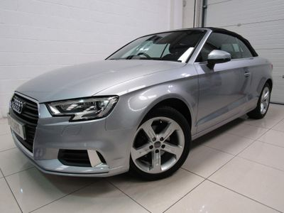 Audi A3 Cabriolet Convertible 1.6 TDI Sport Cabriolet (s/s) 2dr
