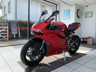 DUCATI 899 PANIGALE Super Sports ABS Super Sports