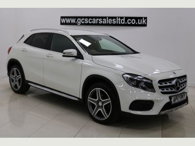 Mercedes-Benz GLA Class SUV 2.1 GLA200d AMG Line (s/s) 5dr