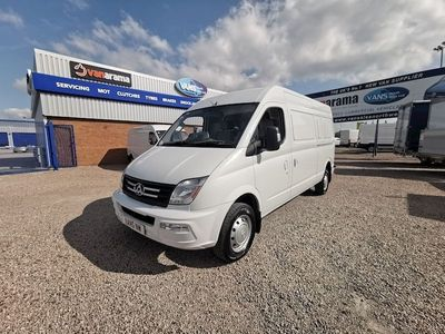 LDV V80 Panel Van 2.5 Eco-D LWB Medium Roof EU5 5dr