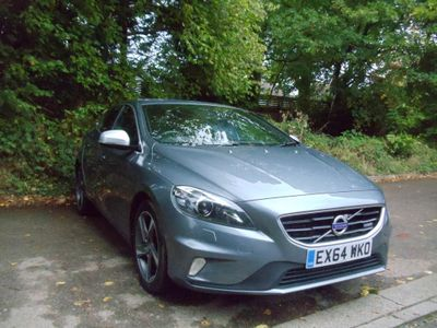 VOLVO V40 Hatchback 1.6 D2 R-Design Lux Powershift 5dr
