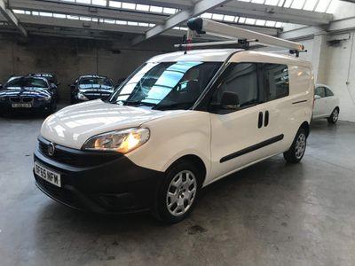 Fiat Doblo Other 1.6 MultiJet Maxi Active Crew Van L2 H1 EU5 (s/s) 6dr