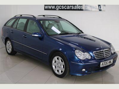 Mercedes-Benz C Class Estate 2.5 C230 Elegance SE 7G-Tronic 5dr