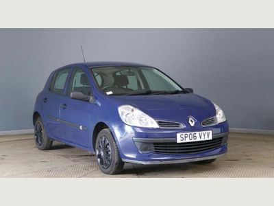 Renault Clio Hatchback 1.2 16v 75 Authentique 5dr