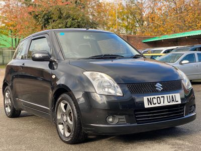 Suzuki Swift Hatchback 1.5 GLX 3dr