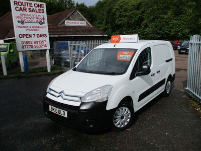 Citroen Berlingo Panel Van 1.6 HDi L2 750 X Panel Van 6dr