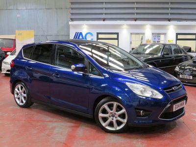 Ford C-Max MPV 1.0 T EcoBoost Titanium X (s/s) 5dr