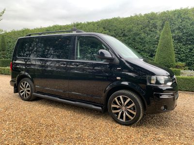 Volkswagen Caravelle MPV 2.0 BiTDI Executive Bus 4MOTION 4dr (SWB, 7 Seats)