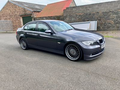 BMW Alpina D3 Saloon