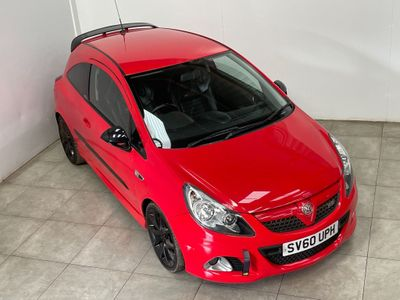 Vauxhall Corsa Hatchback 1.6 i Turbo 16v VXR VXRacing Edition 3dr