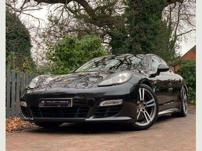 Porsche Panamera Hatchback 4.8 V8 GTS PDK AWD 5dr
