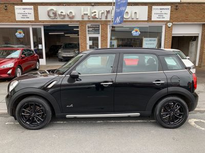 MINI Countryman SUV 1.6 Cooper D Business Edition ALL4 (s/s) 5dr
