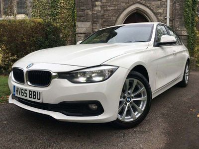 BMW 3 Series Saloon 2.0 320d BluePerformance SE Auto xDrive (s/s) 4dr