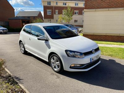 Volkswagen Polo Hatchback 1.2 TSI BlueMotion Tech Match Edition (s/s) 3dr