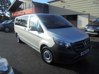 MERCEDES-BENZ VITO Other 2.1 CDi 114 L3 PRO Tourer RWD 5dr