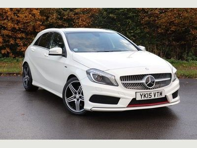 Mercedes-Benz A Class Hatchback 2.0 A250 Engineered by AMG 7G-DCT 4MATIC 5dr