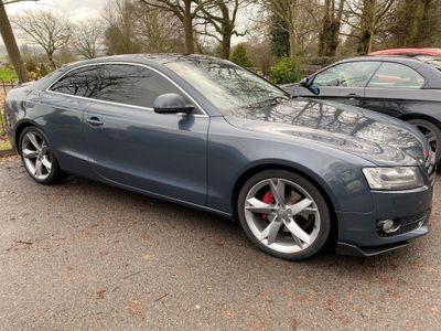 Audi A5 Coupe 3.2 Sport quattro 2dr