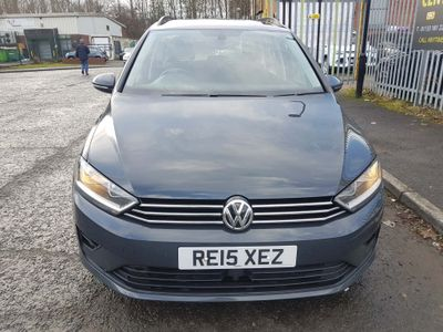 Volkswagen Golf SV MPV 2.0 TDI BlueMotion Tech SE (s/s) 5dr