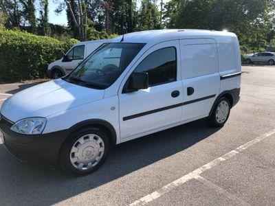 Vauxhall Combo Combi Van 1.3 CDTI , 5 Seat Crew Van