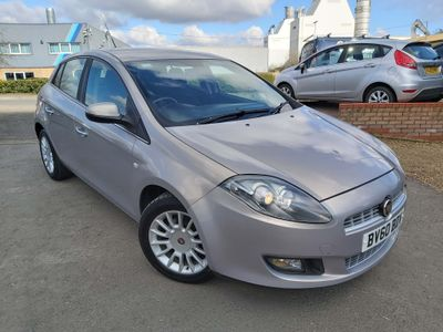 Fiat Bravo Hatchback 1.6 Eco Multijet Dynamic 5dr