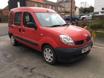 Renault Kangoo MPV 1.5 dCi Authentique 5dr
