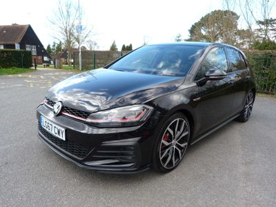 Volkswagen Golf Hatchback 2.0 TSI GTI Performance DSG (s/s) 5dr
