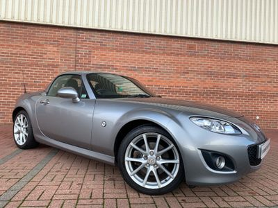 Mazda MX-5 Coupe 2.0 Sport Tech Roadster 2dr