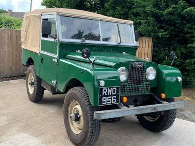 Land Rover Series I Unlisted