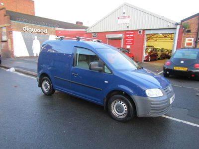 Volkswagen Caddy Panel Van 1.9 TD C20 Panel Van 4dr