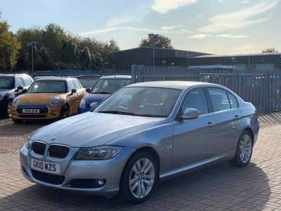BMW 3 Series Saloon 3.0 330d SE 4dr