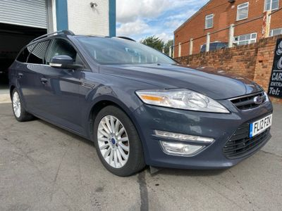 FORD MONDEO Estate 1.6 TDCi ECO Zetec Business (s/s) 5dr