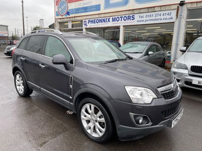 Vauxhall Antara SUV 2.2 CDTi SE 4WD (s/s) 5dr (SNav)