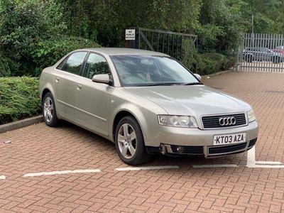Audi A4 Saloon 2.4 SE CVT 4dr