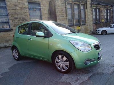 Vauxhall Agila Hatchback 1.2 i 16v Club 5dr
